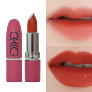 cooling sensation with matt lipstick_브릭오렌지